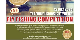 Kloofzicht Winter Flyfishing Competition (12 July 2020)