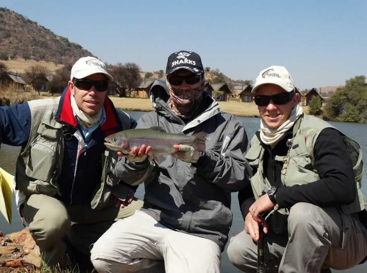 Kloofzicht Fly Fishing Competition